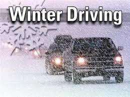 Safe Winter Driving